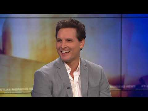 "Peter Facinelli on the Mob You Never Knew in ""Gangster Land"""