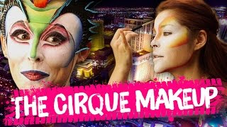The Cirque du Soleil Makeover (Beauty Trippin) by Clevver Style