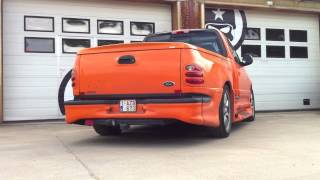 Ford F150 Boss Edition with Guerrilla Bypass exhaust