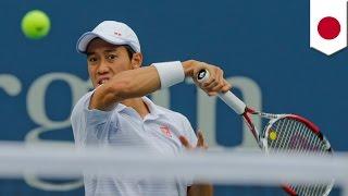 錦織圭 全米オープンで準優勝の快挙(ニュース)