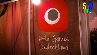 Verlag stellen sich vor: Portal Games - Benjamin Schönheiter
