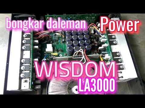 Bongkar Power WISDOM LA3000