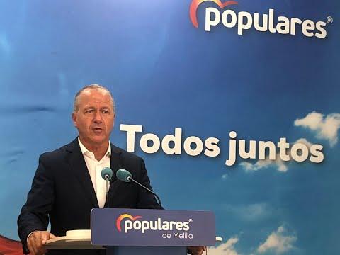 """El Partido Popular votará en contra del Plan Estratégico por falta de consenso técnico y político: Miguel Marín asegura que, """"Nace fracasado"""""""