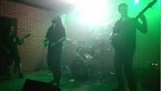 Video Alma Persona-Blessed for death (live michalvce 2013)