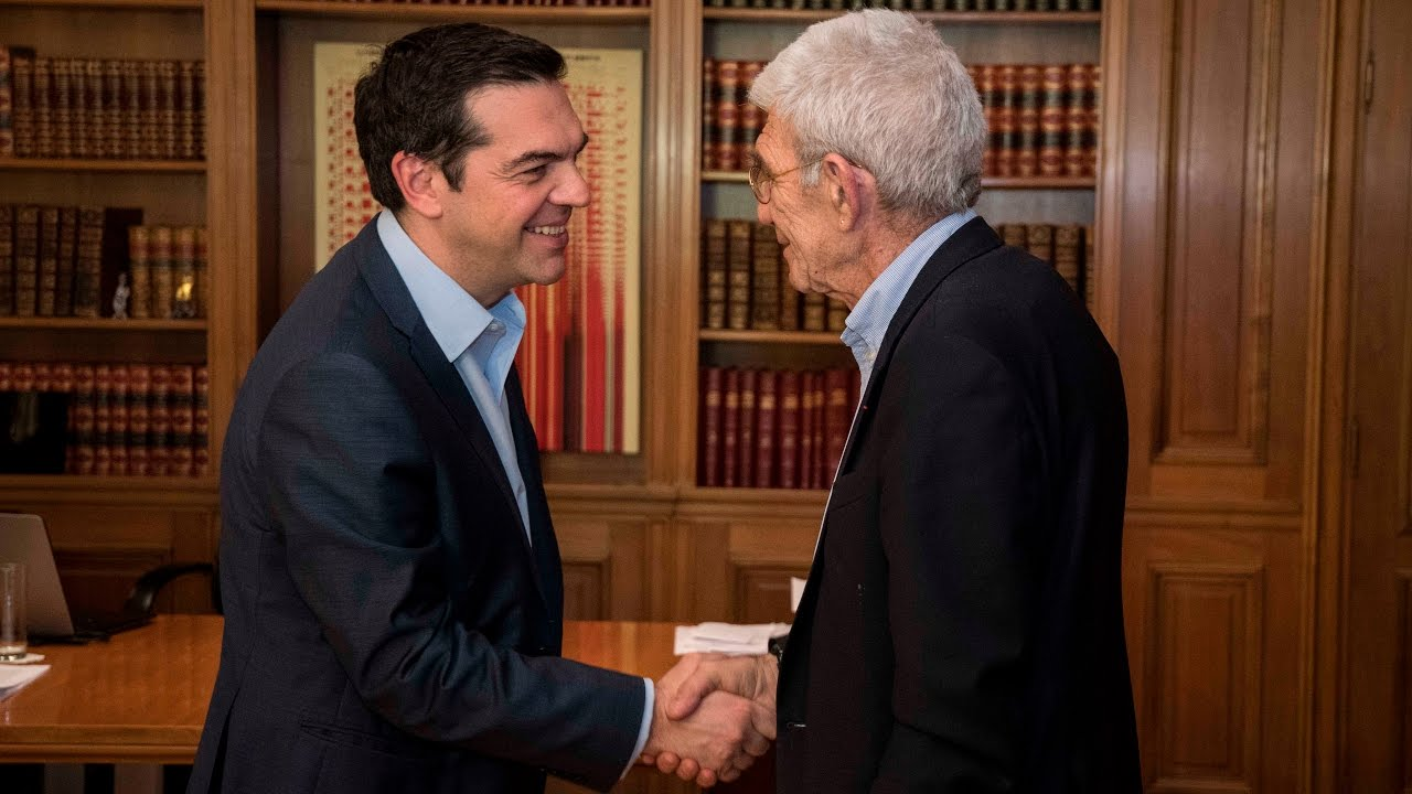 Συνάντηση με τον Δήμαρχο Θεσσαλονίκης κ. Γ. Μπουτάρη για το Μουσείο Ολοκαυτώματος