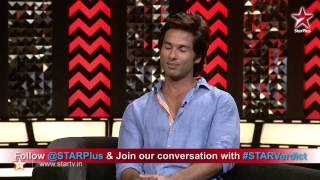 Shahid Kapoor's heartfelt message for all his viewers!