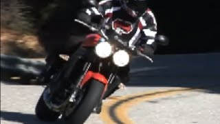 8. 2009 Aprilia, Buell and Triumph Streetfighter Shootout