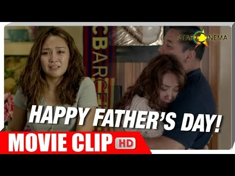 Para sa mga amang handang mag-patawad. | Barcelona: A Love Untold | Happy Father's Day