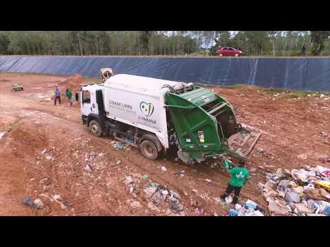 Prefeito Marcito Pinto resolve problema do lixão de Ji Paraná