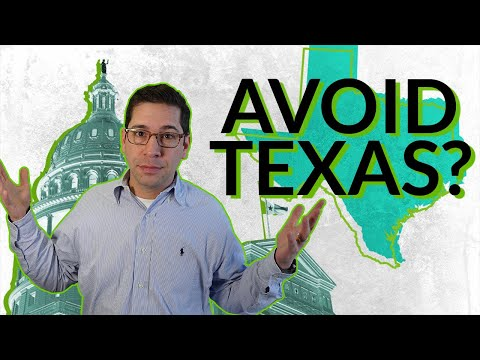5 reasons why you should AVOID moving to Texas