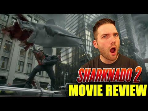 second - FACEBOOK: https://www.facebook.com/ChrisStuckmann TWITTER: https://twitter.com/Chris_Stuckmann OFFICIAL SITE: http://www.chrisstuckmann.com Chris Stuckmann reviews Sharknado 2: The Second One.
