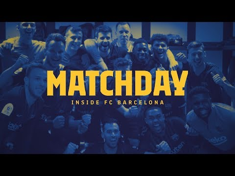 MATCHDAY   Inside FC Barcelona 2019/20 (3min TRAILER)