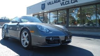2008 Porsche Cayman S In Review - Village Luxury Cars Toronto