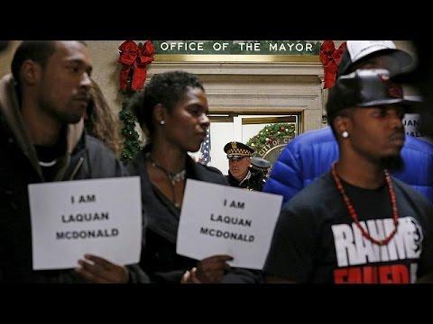 Σικάγο: Διαδήλωση κατά της αστυνομικής βίας
