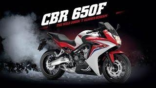 2. 2017 HONDA ! All New Upgrade Honda CBR 650F, Specification,Top Speed,Vlog