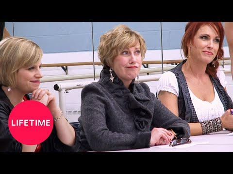 Dance Moms: Payton Auditions for Candy Apples (Season 2 Flashback) | Lifetime