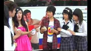 Bo tu 10A8 - phim teen Vietnam - Bo tu 10A8 - Tap 7 - Dich thu xuat hien