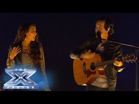 through - The dynamic duo of Alex & Sierra offered up their twist on the classic song,