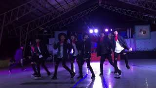 Nice One Family  @ Lalibertad Halloween Hip Hop Dance Contest 2017