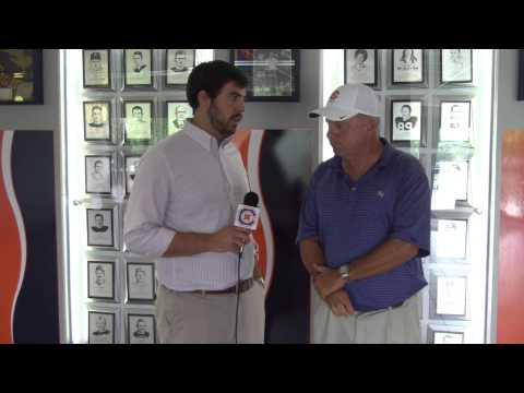 Carson-Newman Men's Golf: Randy Wylie 9-11-14