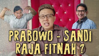 Video PRABOWO SANDI RAJA FITNAH ? MP3, 3GP, MP4, WEBM, AVI, FLV November 2018
