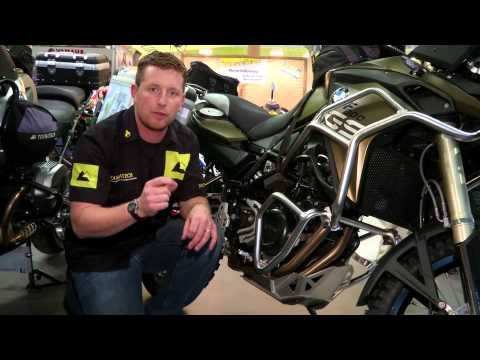 Touratech USA - Touratech-USA's General Manager, Paul Guillien, presents the news from the INTERMOT Motorcycle Show in Cologne, Germany. See here new 2013 BMW R1200GS and KT...