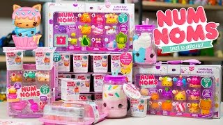 HUGE Num Noms Surprise Eggs Opening Toy Party Fun Cute Toys for Girls Kinder Playtime  Today on Kinder Playtime we are opening a massive group of NUM NOMS sent to us by MGA Entertainment!  NUM NOMS are in their 3rd season and offer adorable little surprise toys made just for girls!  Mix and match Num Noms to create sweet, scented recipes! Collect 85+ Num Noms in Series 3! Scented Nums are adorable, squishy characters with tons of personality. Noms are 2-flavored lip glosses that also work as a pencil toppers! Stack the Nums on top of the Noms to make 1,500+ sweet scented combinations.Toys Featured in this Video Include:36 - Num Noms Series 3.1 Surprise Toys4 - Num Noms Series 3.2 Surprise Toys2 - Num Noms Scented Plushes2 - Num Noms Series 3 Lunch Boxes2 - Num Noms Stamp SetsWe want to thank MGA Entertainment for sending us these awesome NUM Noms toys!More Fun Toy Videos by Kinder Playtime!HUGE Silly String Easter Egg Hunt Paw Patrol Shopkins Bunny Surprise Eggs for Kids Kinder Playtimehttps://www.youtube.com/watch?v=BIAyEw5fqlsSurprise Kinder Playtime Playhouse Fun Kids Play on Swings Lots of Slides Friend Party Swingsethttps://www.youtube.com/watch?v=ljVcsoK-NCYHUGE Elena of Avalor Surprise Present Blind Bags Disney Princess Toys for Girls Kinder Playtimehttps://www.youtube.com/watch?v=zdk0LcYagRIHUGE Shopkins Surprise Present Season 7 Surprise Eggs Blind Bags Toys for Girls Kinder Playtimehttps://www.youtube.com/watch?v=r5VlShZf85gHUGE Disney Princess Surprise Present Blind Bags My Little Pony Toys for Girls Kinder Playtimehttps://www.youtube.com/watch?v=HzUnGE-9IRkHUGE Peppa Pig Surprise Present Blind Bags My Little Pony Toys for Girls Kinder Playtimehttps://www.youtube.com/watch?v=hP_MAGJT0qgHUGE Elsa Frozen Surprise Present from Santa Claus Christmas Girl Toys Blind Bags Kinder Playtimehttps://www.youtube.com/watch?v=0YLB6YmQSl4HUGE Christmas Stocking Surprise Toys Shimmer and Shine My Little Pony Girls Toys Kinder Playtimehttps://www.youtube.com/watch?v=5VyhTJPAbPsHUGE Surprise Penguin Slide Surprise Eggs Toys for Girls Trolls My Little Pony Kinder Playtimehttps://www.youtube.com/watch?v=-_gzl6LeWlQHUGE Frozen Surprise Bucket Disney Princess Surprise Toys for Girls Hatchimals Kinder Playtimehttps://www.youtube.com/watch?v=I7U6RRUdD0sHUGE Trolls Movie Surprise Car Toy Surprise Eggs Girl Toys Slime Baff Dreamworks Kinder Playtimehttps://www.youtube.com/watch?v=DCwWMPH9daoHUGE Shimmer and Shine Magic Surprise Toy Chest My Little Pony Shopkins Frozen Kinder Playtimehttps://www.youtube.com/watch?v=YoSO3TJ-4AEHUGE FINDING DORY SURPRISE POOL Toy Surprise Eggs Disney Toys Boy Toys Girl Toys Kinder Playtimehttps://www.youtube.com/watch?v=dJV9lkevzgoHuge Mashems & Fashems Surprise Toy Finding Dory Ninja Turtles Batman Paw Patrol MLP Kinder Playtimehttps://www.youtube.com/watch?v=I3nj3BCvjxoHUGE Finding Dory Surprise Box & Toy Bag Elmo Toys Shopkins Blind Bags Disney Toys Kinder Playtimehttps://www.youtube.com/watch?v=W0g7IPl3nHoFrozen Surprise Wagon My Little Pony Shopkins Funko Mystery Blind Bags Disney Toys Kinder Playtimehttps://www.youtube.com/watch?v=q-XhzJxKw2gHUGE Pink Girl Surprise Egg Surprise Toys Bunny Surprise Toy Shopkins My Little Pony Kinder Playtimehttps://www.youtube.com/watch?v=Gq67sl876LEHUGE Neon Star Surprise Toys Suitcase Shopkins Barbie Disney Unicorno Fun Girls Toys Kinder Playtimehttps://www.youtube.com/watch?v=kghBHl6M9toHUGE Frozen Backpack Surprise Toys Disney Princess Elsa Anna Fashems My Little Pony Kinder Playtimehttps://www.youtube.com/watch?v=eLU294A23Cw