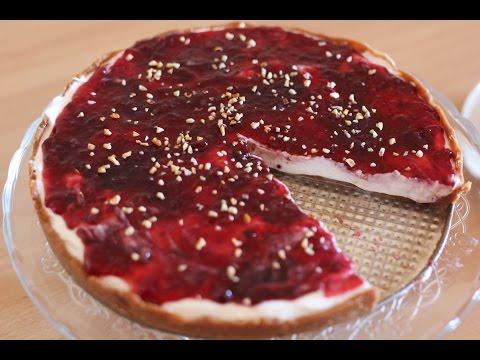 ricette vegan - cheesecake gelato