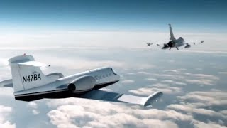 Video Deadly Silence - 1999 South Dakota Learjet Crash MP3, 3GP, MP4, WEBM, AVI, FLV Agustus 2019