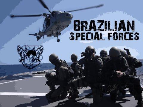 Forças Especiais - Esquadrão Aeroterrestre de Salvamento | Grupamento de Mergulhadores de Combate | 1º Batalhão de Forças Especiais GO CHECK OUT NINJAKIDCH FOR MORE SOF VIDEOS:...