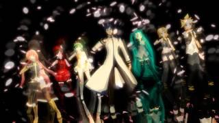 Video MMD- Bad Apple!! [7 Vocaloid Chorus feat. Nomico] (Miku, Kaito, Meiko, Len, Rin, Gumi, Luka) MP3, 3GP, MP4, WEBM, AVI, FLV Agustus 2018