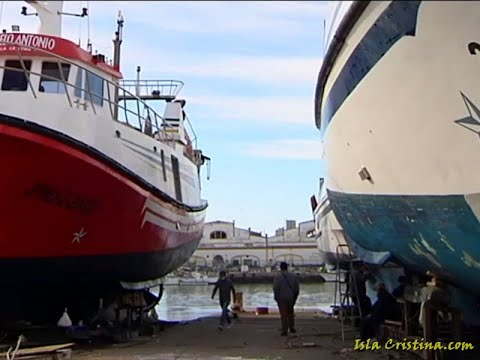 40 años de historia en el astillero familiar de Isla Cristina
