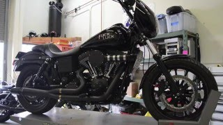 8. Supercharged 194 HP FXDX Dyna