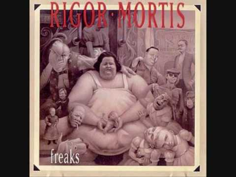 rigormortis - Great thrash from Rigor Mortis, this song can be found on (the excellent) Freaks EP.