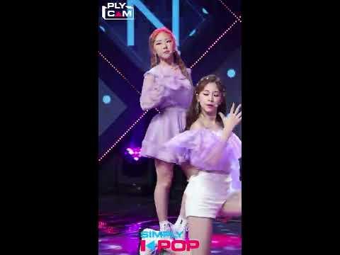 [Simply K-Pop] GWSN Seokyoung 'Pinky Star(핑키스타)' (공원소녀 서경 직캠) _ Ep.355 - Thời lượng: 3 phút, 22 giây.