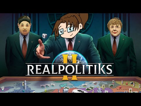 Let's Play - Realpolitiks II - Canadian Rules (Politely!) - Ep 1 #sponsored