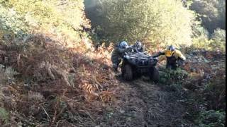 Video Rando Quad dans la Manche du 09 et 10/11/20014 MP3, 3GP, MP4, WEBM, AVI, FLV Oktober 2017