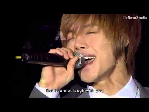 Kim Hyun Joong - Because I'm Stupid W/ English Sub. Mp3