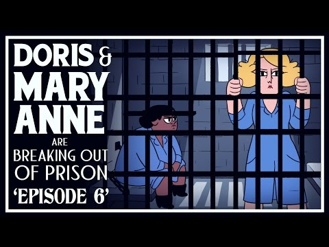 Doris & Mary-Anne Are Breaking Out Of Prison   Episode 6 видео