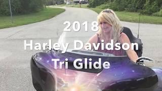 3. 2018 Harley-Davidson Trike Tri Glide Ultra Classic