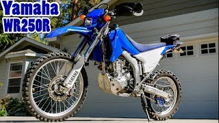 7. New Motorcycle Reveal! Yamaha WR250R