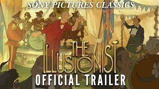 Nonton The Illusionist   Official Trailer  2010  Film Subtitle Indonesia Streaming Movie Download