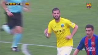 FC Barcelona B vs Lleida [1-0][15/04/2017 ][Liga 2ª B G. III - Jornada 34] Sonido AmbienteBarcelona B vs Lleida [1-0][15/04/2017 ][Liga 2ª B G. III - Jornada 34] Sonido AmbienteBarça B vs Lleida [1-0][15/04/2017 ][Liga 2ª B G. III - Jornada 34] Sonido AmbienteBarça B – Lleida Esportiu: A un paso del título de Liga (1-0)Un gol de Kaptoum en el minuto tres da la victoria a un equipo que puede ser campeón el fin de semana que viene----------------------------------------------------------------------------------------------- SUSCRÍBETE: https://www.youtube.com/user/Zonajuanjos- twitter: https://twitter.com/Zonajuanjo- Listas de reproducción: https://goo.gl/lbwO6J- FC Barcelona 2016/2017: https://goo.gl/ETTkxL- Barça B 2016/2017: https://goo.gl/XFO6aw- Barça Femenino 2016/2017: https://goo.gl/KH1wwU- El Fajiazote del Tio Faja: https://goo.gl/6mBUEm- Los Mesetazos de Victor Lozano: https://goo.gl/nSF3rG- BarçaFans: https://goo.gl/XMEXCv- [8aldia] La tertúlia esportiva: https://goo.gl/ar2Vx2Temporadas del FC Barcelona:- FC Barcelona - Temporada 2014-2015: https://goo.gl/K9BbKS- FC Barcelona - Temporada 2015-2016: https://goo.gl/VcEvro- FC Barcelona - Temporada 2016/2017: https://goo.gl/ETTkxLVídeos de interés:- CLÁSICOS CULÉS EN EL BERNABÉU: https://goo.gl/WMLQHY- Johan Cruyff. La leyenda del Fútbol: https://goo.gl/ONPrcs- La rúa y la Celebración del TRIPLETE: https://goo.gl/b8f7pm- Final de la Champions 2015 FC Barcelona: https://goo.gl/ngIph5- Xavi se despide del Barça: https://goo.gl/4PmzI5- Cracs i Catacracs del FC Barcelona: https://goo.gl/VL8iyV