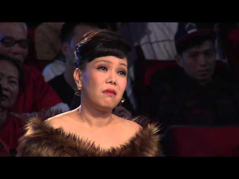 biểu cảm hài hước của Việt Hương tại Tìm kiếm tài năng Việt Nam 2016 tập 2