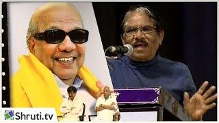 Video கலைஞர் புகழ் வணக்கம் | பாரதிராஜா பேச்சு | Bharathiraja speech about Kalaignar MP3, 3GP, MP4, WEBM, AVI, FLV Agustus 2018