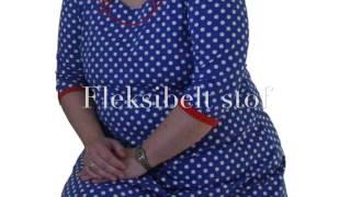 Generelt om plus size kjoler til hende med pærerfigur