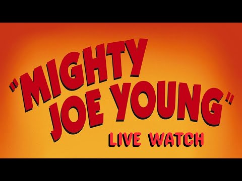 Mighty Joe Young LIVE WATCH