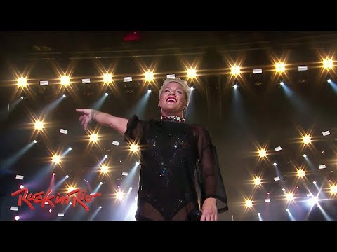P!nk - Just Like A Pill (Rock In Rio 2019)