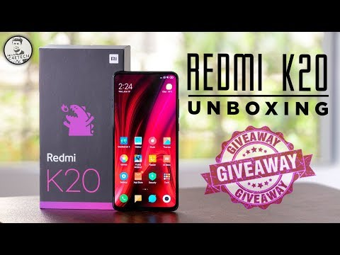Is The Redmi K20 The Best 20k Phone? Unboxing & Giveaway!