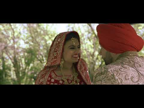 BEST WEDDING HIGHLIGHT | Manjot & Nate Masson | KB Brar Photography